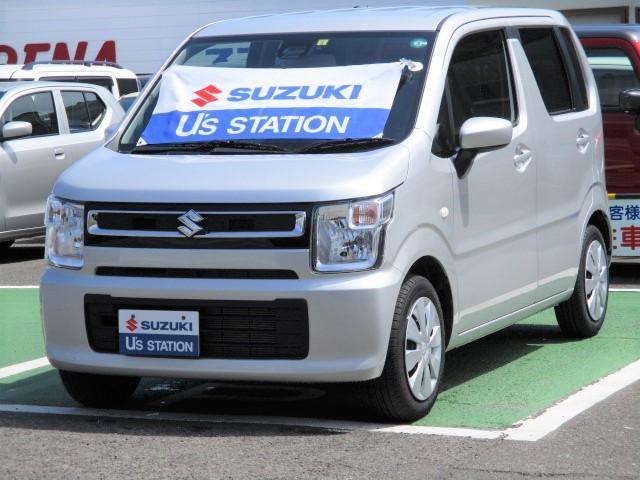 スズキ FA 2型  自動軽減ブレーキ CDプレーヤーラジオ