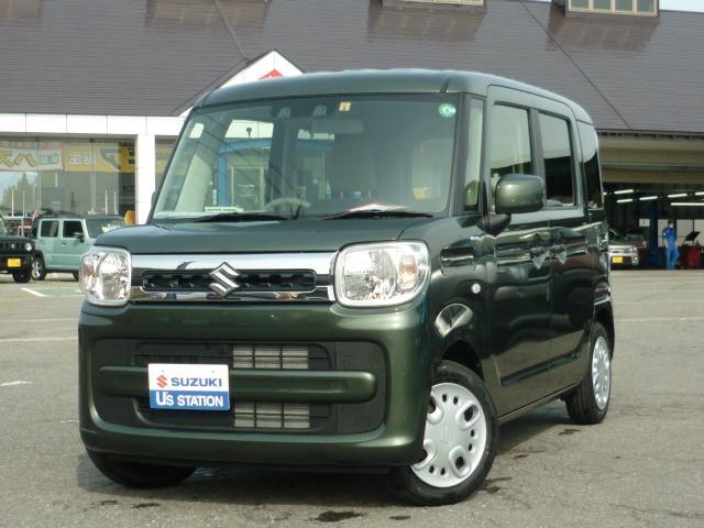 スズキ HYBRID X 2型 4WD