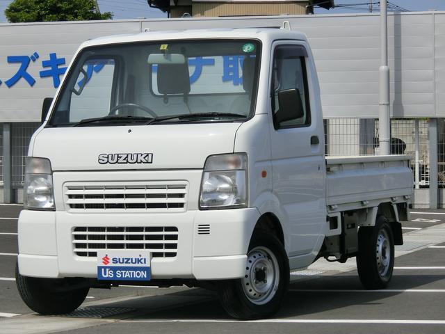 スズキ KC エアコン・パワステ 8型 4WD 5MT