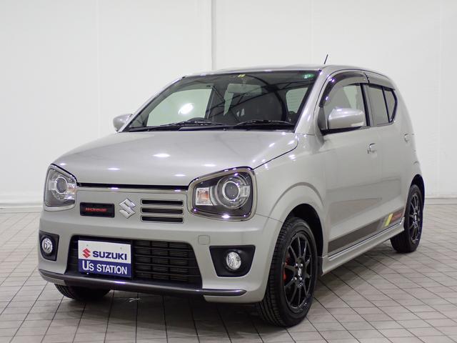 スズキ ワークス 4WD 5MT 『5月限定価格』 ナビ ETC付