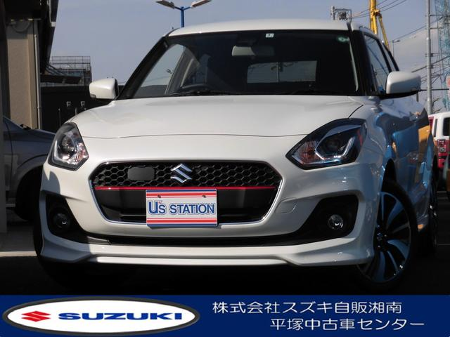 スズキ RS デュアルセンサーブレーキサポート 欧州チューンサス