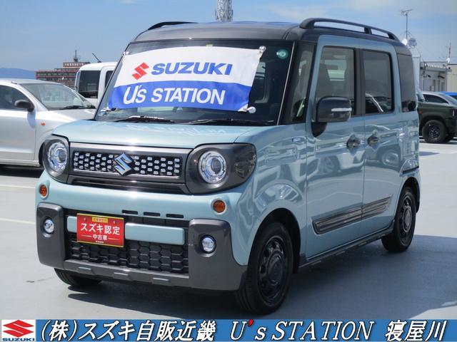スズキ ギア HYBRID XZターボ 新車保証/サポカー/F4WD