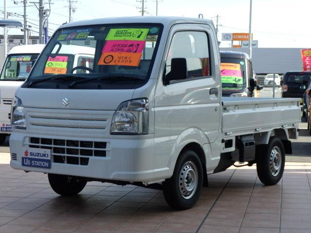 スズキ KCエアコンパワステ 4型 両席エアバック AM/FMラジオ