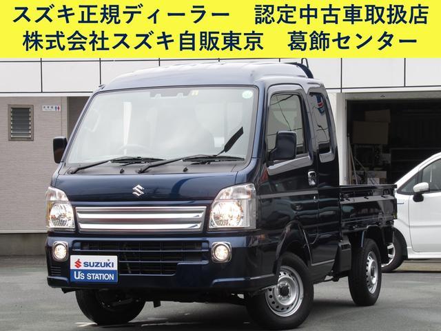 スズキ スーパーキャリイ X 2型 デュアルカメラブレーキサポート