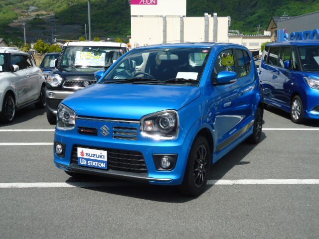 スズキ アルトワークス ワークス 2型 4WD 5MT オーディオレス