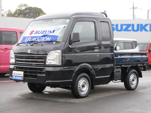 スズキ スーパーキャリイ L 2型 4WD AT 衝突軽減ブレーキ