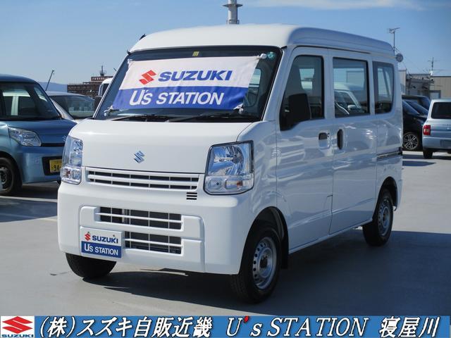 スズキ PA 3型 新車保証/集中ドアロック/試乗車アップ