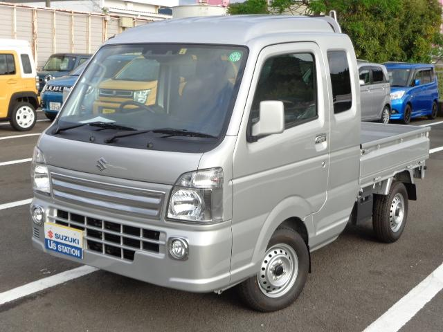 スズキ スーパーキャリイ X 2型 5MT 4WD AEBS