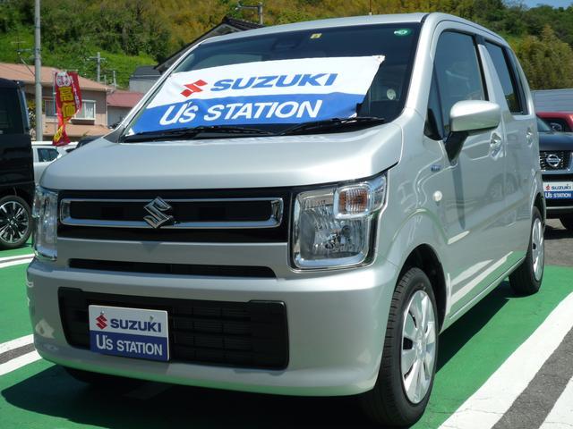 スズキ HYBRID FX 2型 オーディオレス車