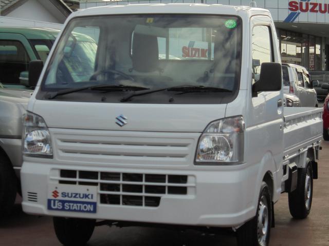 スズキ KCエアコンパワステ 4型 4WD 5MT AM/FMラジオ