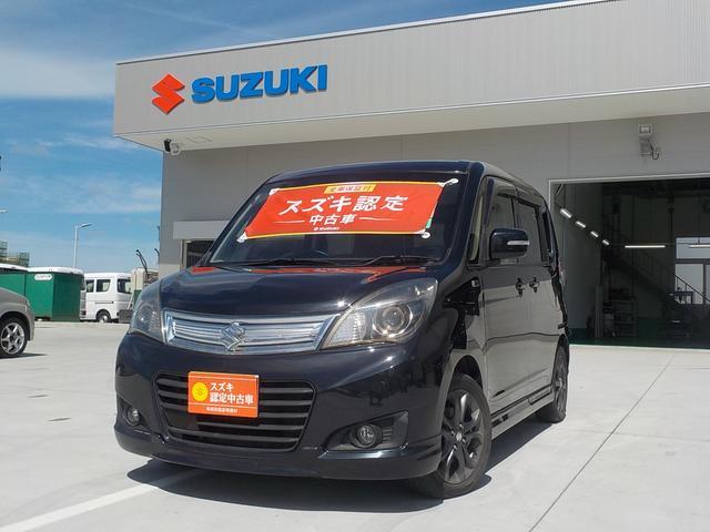 スズキ ソリオ BLACK&WHITEII-DJE MA15S 3型