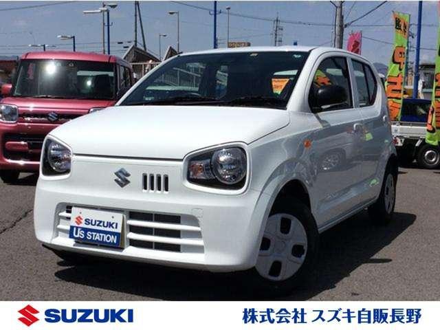 スズキ L 2WD 2型 スズキセーフティサポート