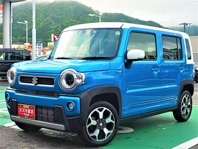 スズキ HYBRID X 4WD