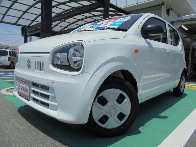 スズキ L 届出済未使用車・セーフティサポート装着車・後退時ブレーキサポート