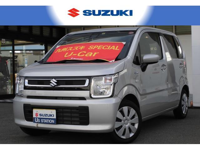 スズキ HYBRID FX セーフティパッケージ 新車保証継承付き