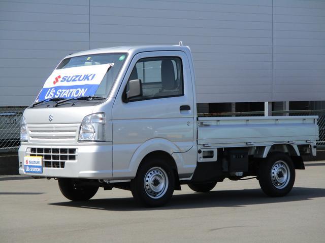 スズキ KCエアコンパワステ 4型 4WD 5速マニュアル