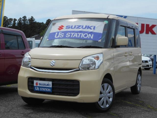 スズキ スペーシア G MK42S 2型
