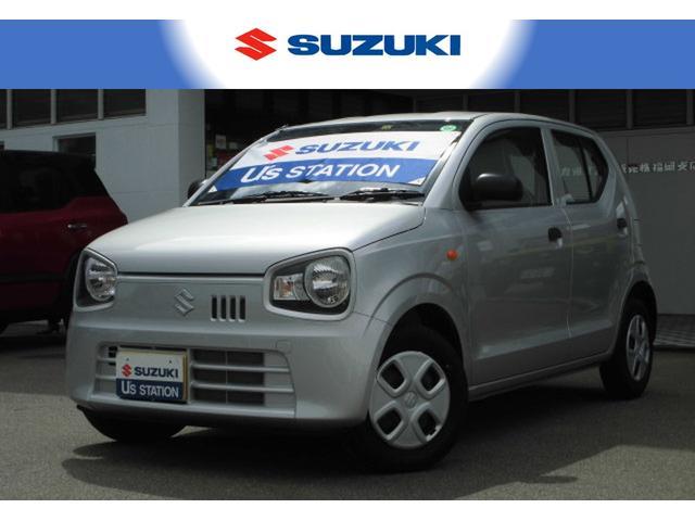 スズキ F 衝突軽減ブレーキ CDオーディオ キーレス 新車保証継承