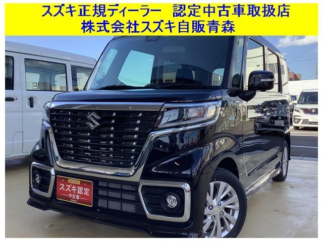 スズキ カスタム HYBRID GS CVT 4WD 衝突軽減S