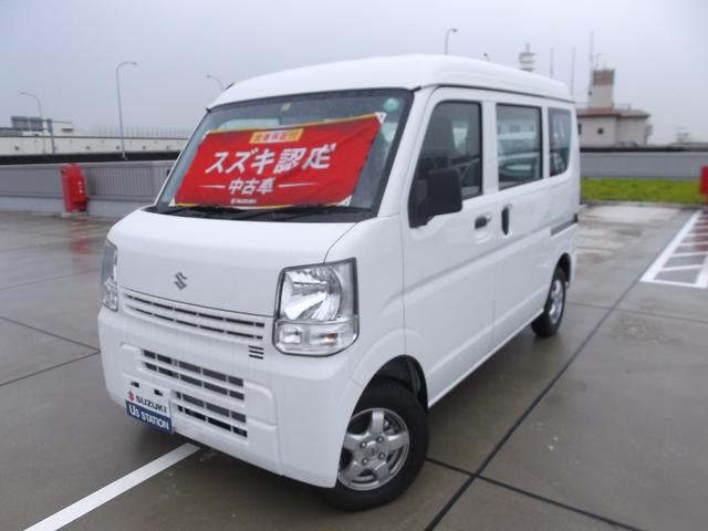 スズキ PA 3型 4WD AGS スタッドレスタイヤ付き ESC