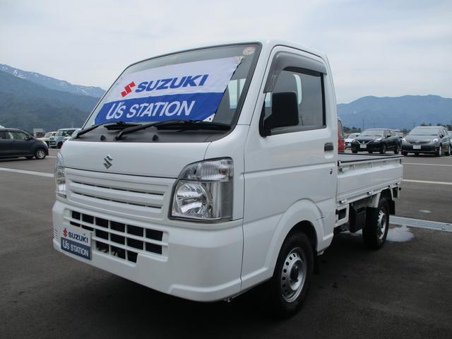 スズキ KCエアコンパワステ 4WD 5速マニュアル