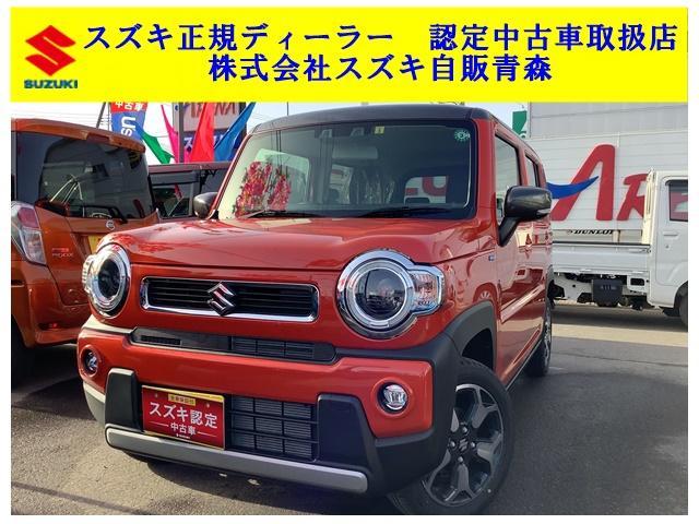 スズキ HYBRID X CVT 4WD 衝突軽減S