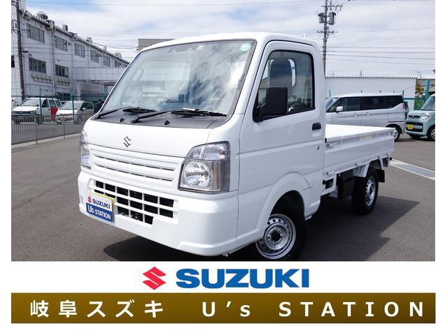スズキ KCエアコンパワステ 4型 DCBS 2WD 5MT