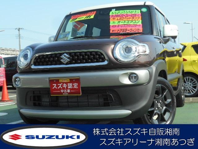 スズキ HYBRID MZ 4WD デュアルセンサーブレーキ