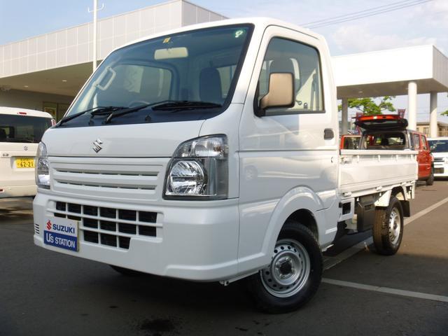 スズキ KCエアコンパワステ 4型 4WD 3速オートマ