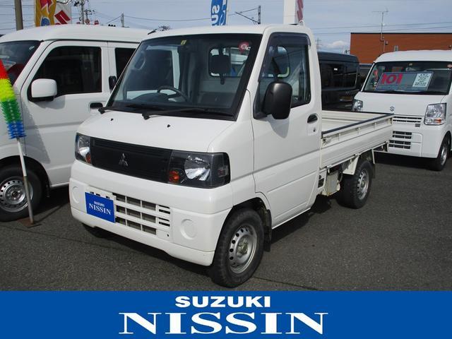 三菱 ミニキャブトラック VX-SE 4WD 5速マニュアル車 保証付販売車