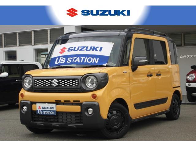 スペーシアギア(スズキ) ハイブリッド XZ 新車保証継承 サポカー 両側Pスラ 中古車画像