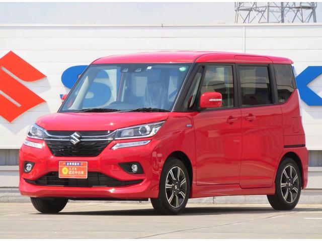スズキ バンディット HYBRID MV 2型 赤 新車保証