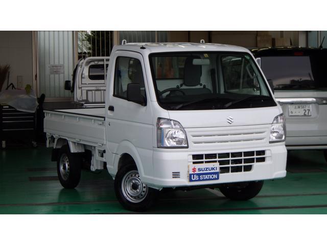 スズキ キャリイトラック KCエアコンパワステ 4型 4WD 5M/T
