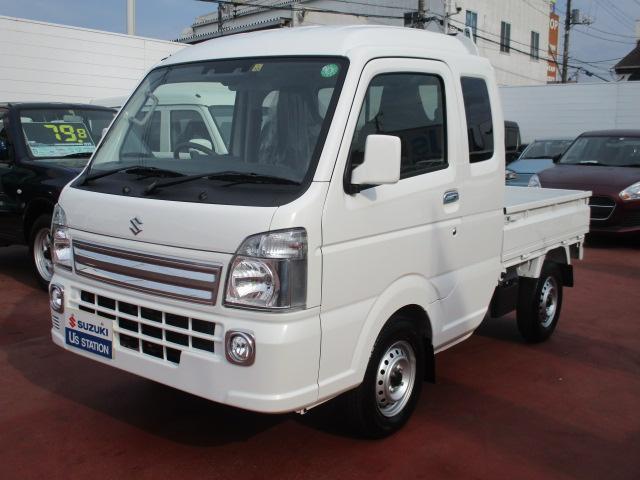 スズキ スーパーキャリイ X 2型 4WD 5MT DCBS