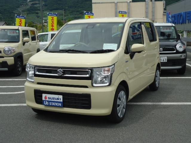 スズキ HYBRID FX 2型  4WD デュアルセンサーBS付