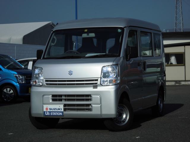 スズキ エブリイ PA 3型 パートタイム4WD