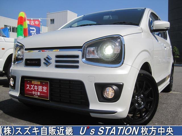 スズキ ワークス メーカー保証継承/4WD/5MT/