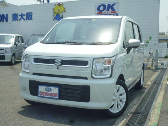 スズキ ワゴンR ホワイトエディション 2型