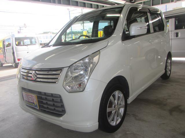 沖縄県那覇市の中古車ならワゴンR FXリミテッド