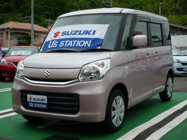 スズキ G MK42S 2型 オーディオ搭載車