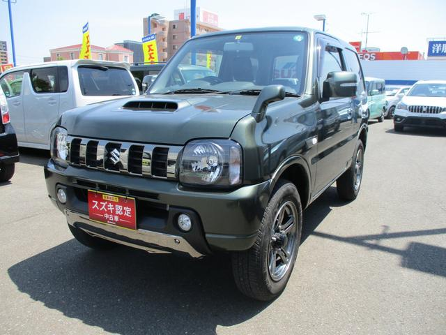 スズキ ジムニー LAND VENTURE 10型 パートタイム4WD 5MT