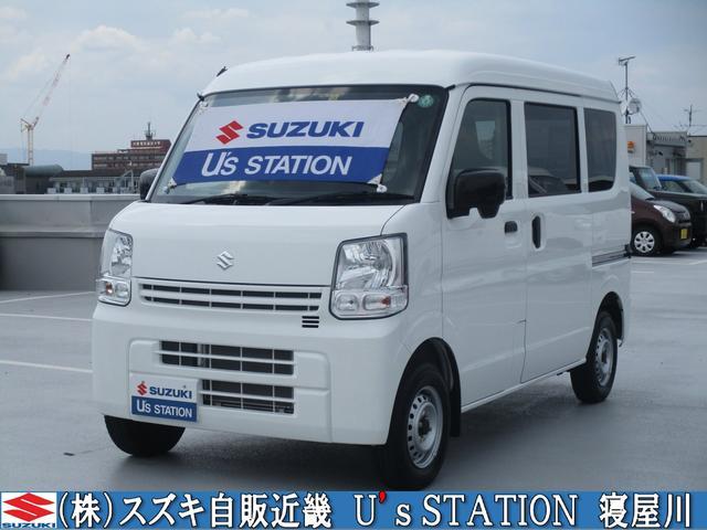 スズキ PC 3型/新車保証継承/キーレス/ワンオーナー車/5MT
