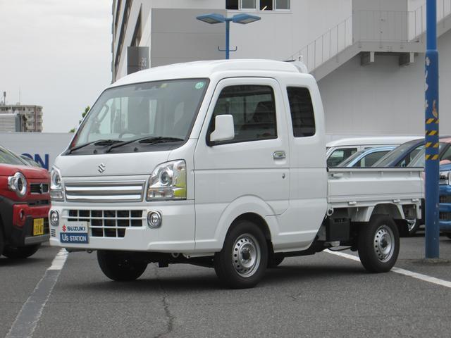 スズキ スーパーキャリイ X 2型 HID 4WD 5MT