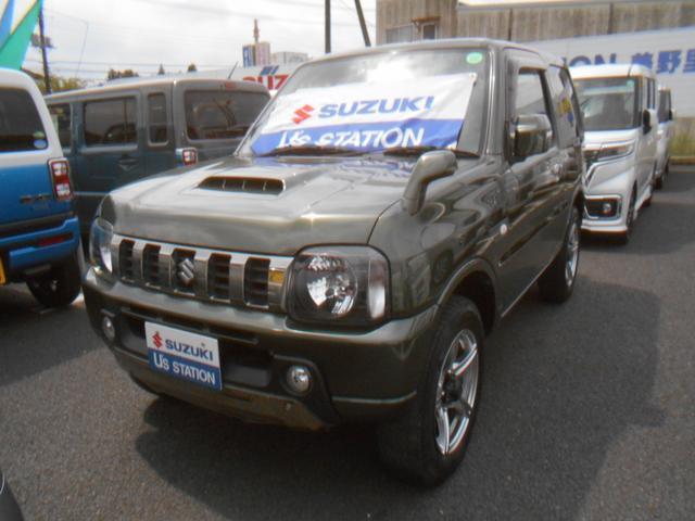 スズキ ジムニー LAND VENTURE 10型 ナビ 4WD オートマ