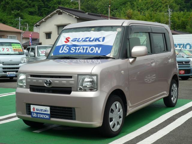トヨタ X ナビ搭載車