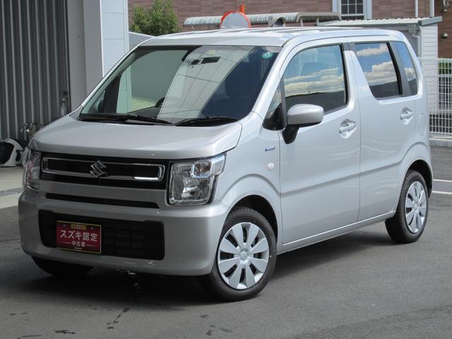 スズキ HYBRID FX 2型 店長決裁車