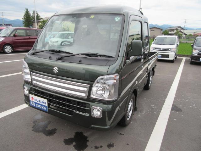 スズキ スーパーキャリイ X 2型 オートマチック 4WD