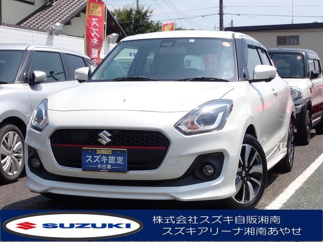 スズキ RSt 指定ナビ5万円サポート 衝突軽減S 6速AT ターボ