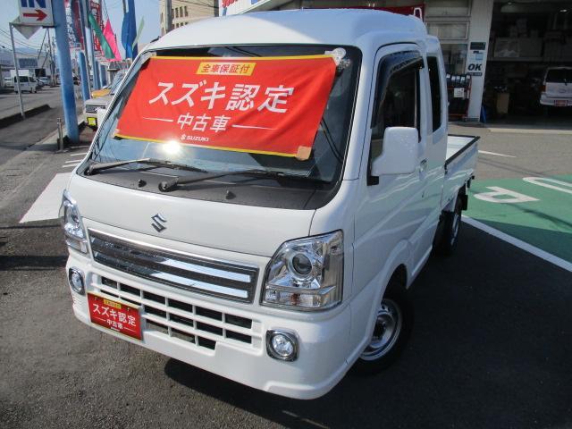 スズキ スーパーキャリイ X 5MT HIDヘッドランプ装着車