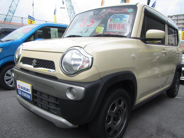 沖縄県の中古車ならハスラー G 2型